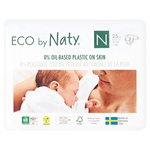Eco by Naty Size 0 Disposable Nappy