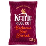 Kettle Chips Ridge Barbecue Beef Brisket