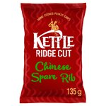 Kettle Chips Ridge Chinese Spare Rib