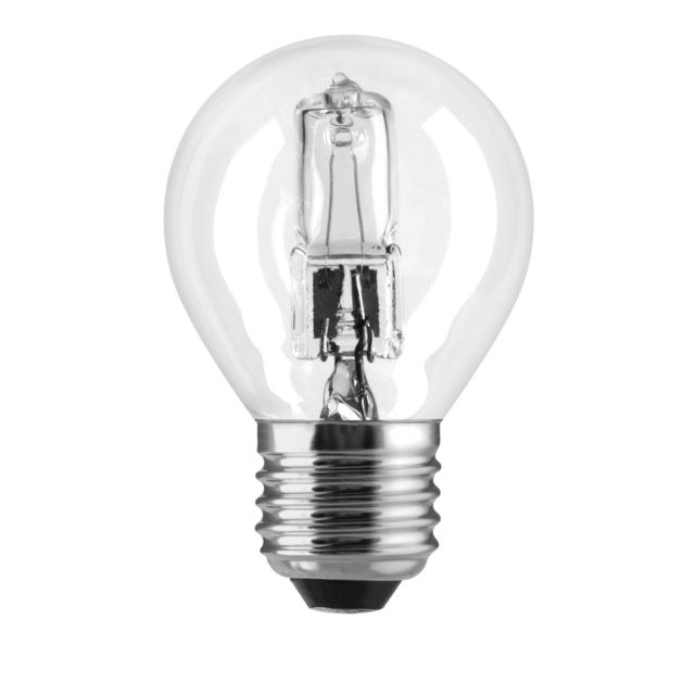 GE Lighting Halogen Mini Globe Light Bulb E27 ES 42W (1)