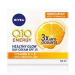 NIVEA Q10 Vitamin C Anti-Wrinkle & Energy Face Cream SPF15