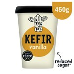 The Collective Kefir Vanilla Cultured Yoghurt
