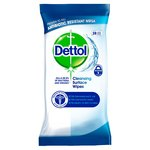Dettol Antibacterial Surface Cleansing Wipes