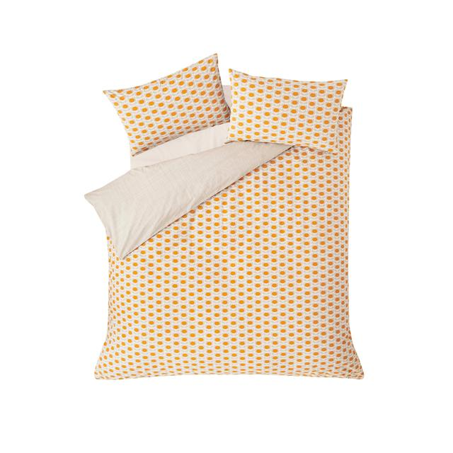 Orla Kiely Ditsy Cyclamen Double Quilt Duvet Cover