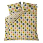 Orla Kiely Summer Flower Stem Super King Quilt Cover