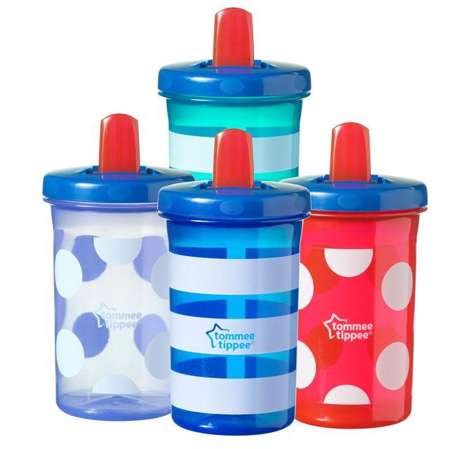 Aqua Tommee Tippee Essentials Free Flow Super Sipper Cup 300ml 9m