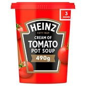 Heinz Cream of Tomato Pot Soup
