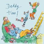 Quentin Blake Nap Time Father's Day Card