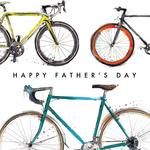 Bicycles Father's Day Card