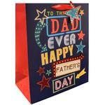 Best Dad Ever Father's Day Gift bag