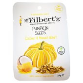 Mr Filbert's Pumpkin Seeds with Coconut & Manuka Honey