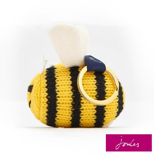 Joules Knitted Keyring, Coxworld Bee