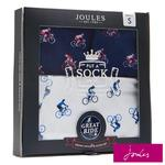 Joules Sock & Pant Gift Set, Great Ride, Size Small/ Size 7 - 12