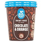 Blue Skies Dairy-Free Chocolate & Orange Ice Cream