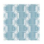 Thornback & Peel Sardine Napkin Set, Pale Blue