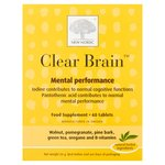 New Nordic Clear Brain Tablets