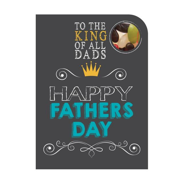 Happy Fathers Day Card (with Jelly Beans)