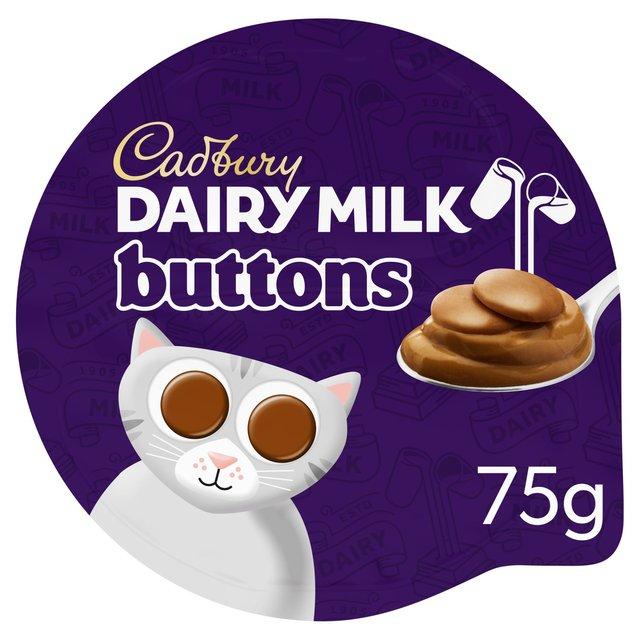 ... : Cadbury Buttons Twin Pot Chocolate Dessert 90g(Product Information
