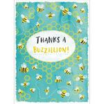 Thanks a Buzzillion Mini Notecard Pack