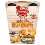 Birds Eye Chicken Shop Buttermilk Chicken Strips Frozen