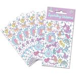 Unicorn Party Sticker Pack