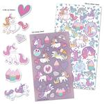 Unicorn Assorted Stickers
