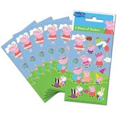 Peppa Pig Party Sticker Pack