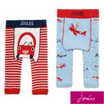 Joules Multi Car Bear Character Leggings