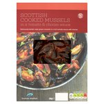 Scottish Cooked Mussels in Tomato & Chorizo