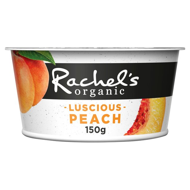 Rachel's Organic Forbidden Fruits Peach Yogurt