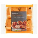 Waitrose St Clements Hot Cross Buns