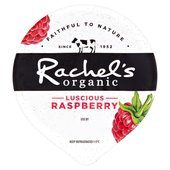 Rachel's Organic Low Fat Raspberry Yogurt