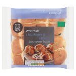 Waitrose Blueberry & Lemon Hot Cross Buns