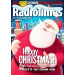 Radio Times Christmas Double Issue - London, Anglia & Midlands