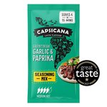 Capsicana Garlic & Paprika Fajita Seasoning Mix