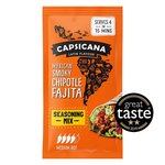 Capsicana Smoked Cumin & Chipotle Fajita Seasoning Mix