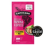 Capsicana Smoked Paprika Fajita Seasoning Mix