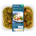 Waitrose Thai Green Salmon Curry