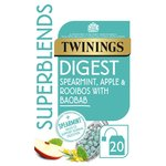 Twinings Super Blends Digest