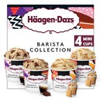 Haagen Dazs Barista Ice Cream Collection Minicups