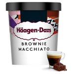 Haagen Dazs Brownie Macchiato Ice Cream