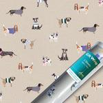 Dogs Gift Wrap Sheets