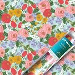 Folk Roses Gift Wrap Sheets