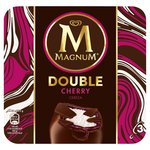 Magnum Double Cherry Ice Cream