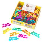 Talking Tables Rainbow Happy Birthday Foil Scatter