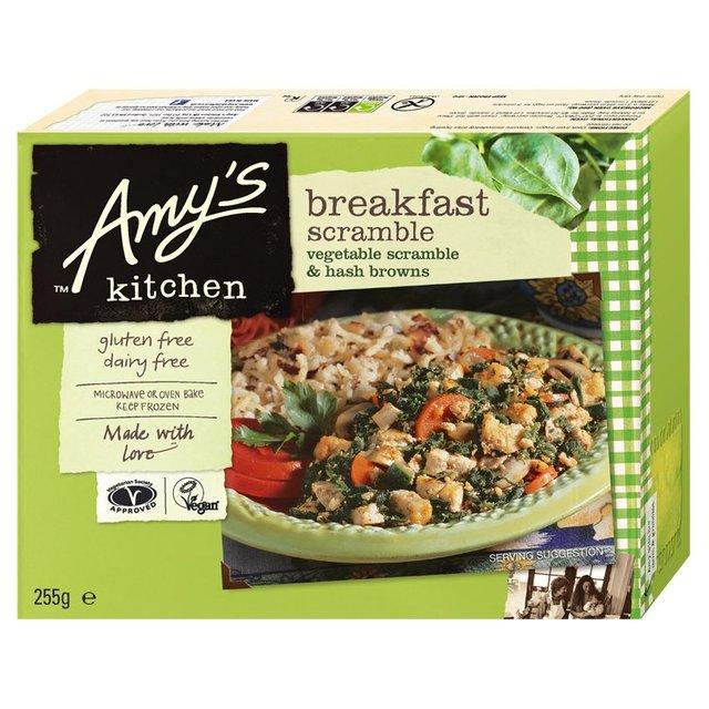 Amy S Kitchen Breakfast Scramble Entree Ocado