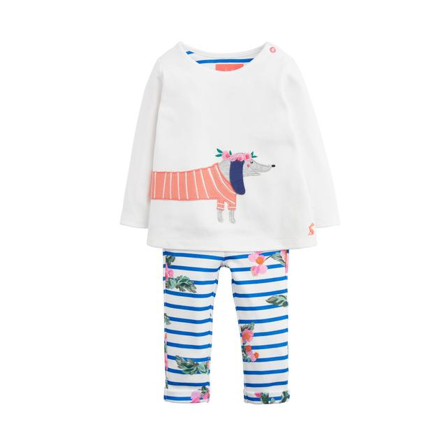 Boys' Clothing (newborn-5t) Joules Baby Boy Soft Trousers 9-12 Months