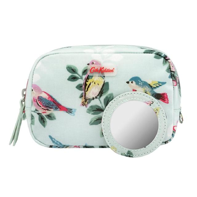 Cath Kidston Classic Box Makeup Case, Spring Birds