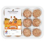 Packington Free Range Pork Meatballs