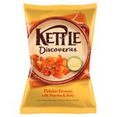 Kettle Chips Discoveries Patatas Bravas